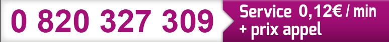 numéro de téléphone pour la vidéosurveillance