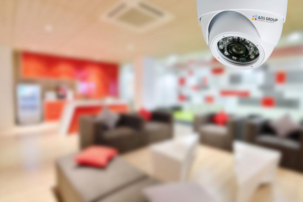 caméra IP protection entreprise