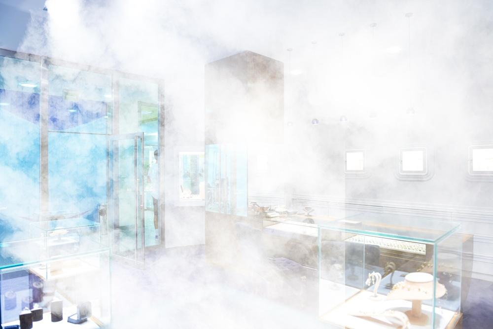 générateur de brouillard entreprise