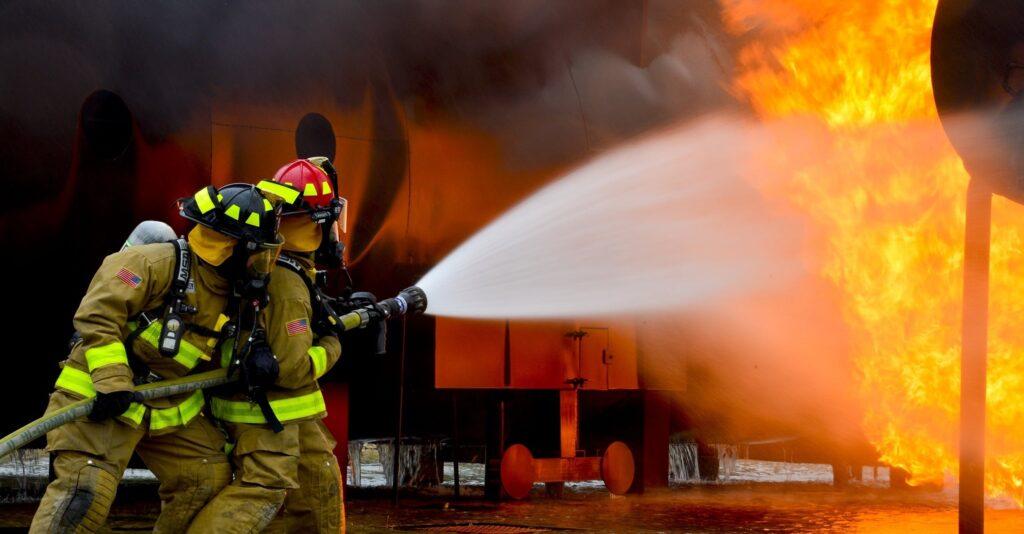 Sécurité incendie Entrepôts