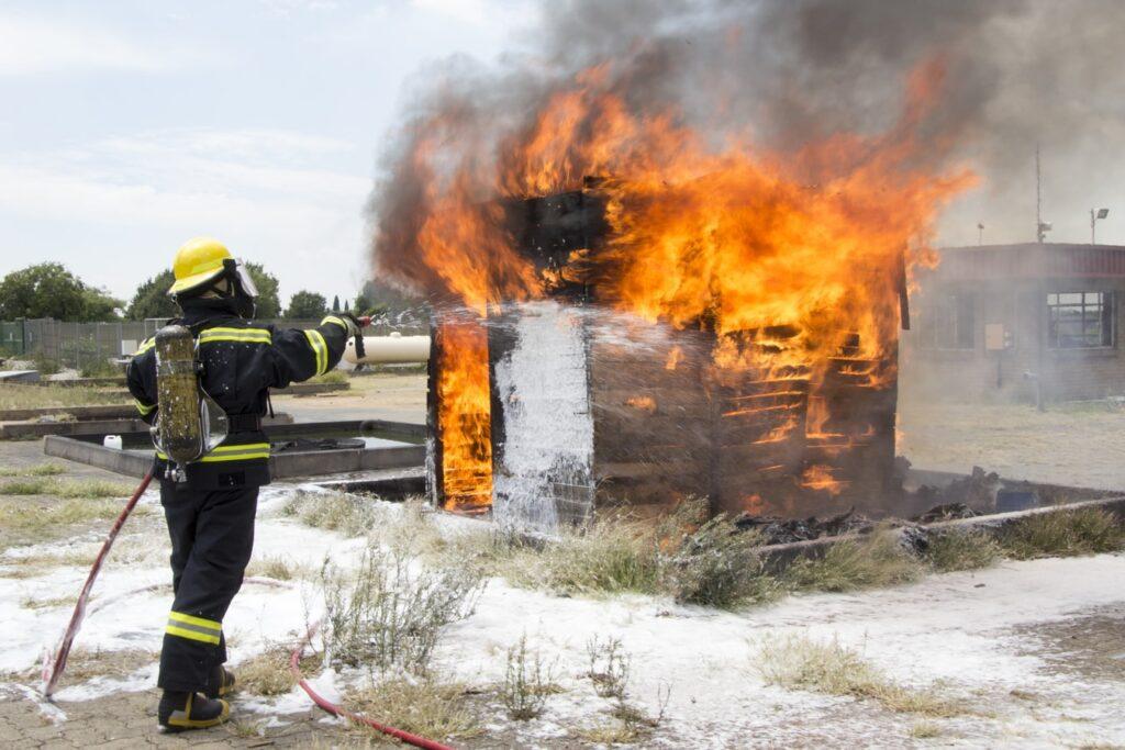 Alarme détection incendie Transporteurs - ADS GROUP Security