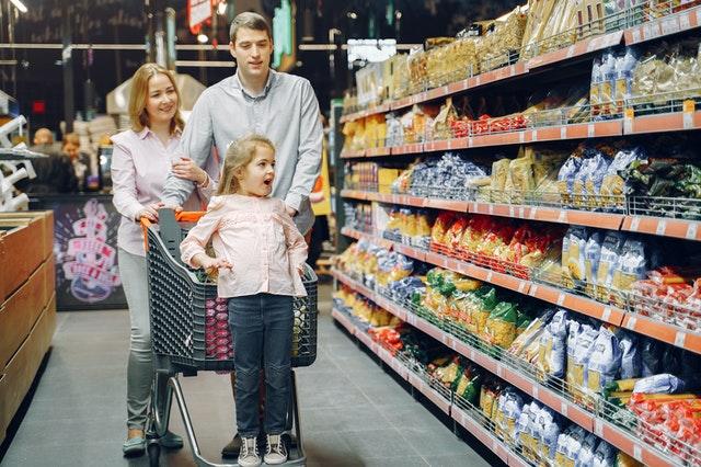 vidéoprotection supermarché